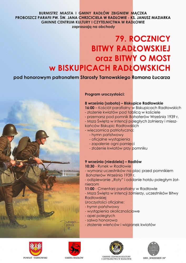 Znalezione obrazy dla zapytania bitwa radłowska 2018